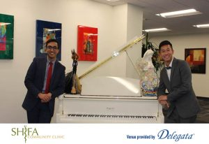 Shifa Clinic's Celebration – Delegata